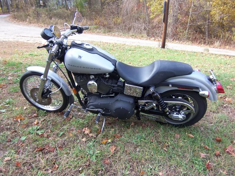 Harley fxdx