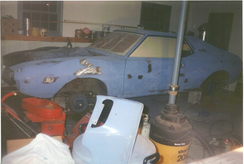 AMX before