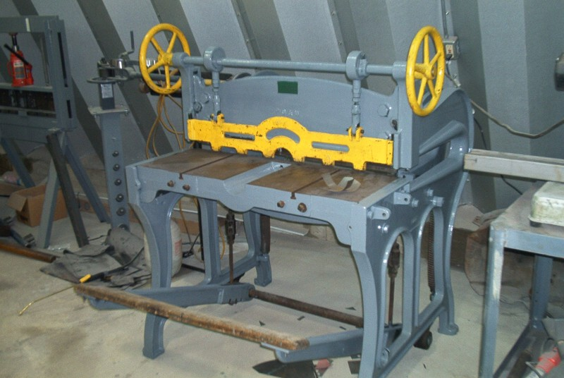 Peck Stow shear